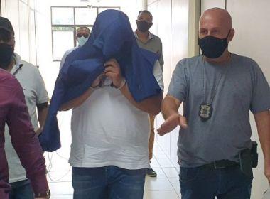 Feira: Médico acusado de matar e ocultar corpo de colega tem prisão prorrogada