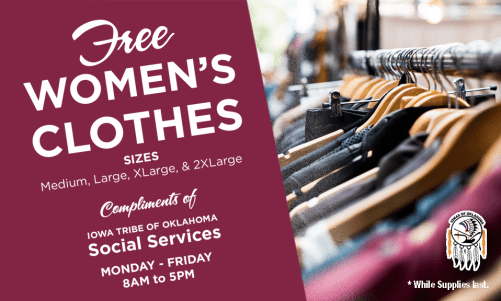 Social Services Free Clothes