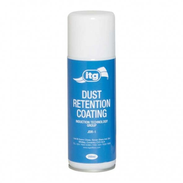 Dusting Coated Wipes Oil