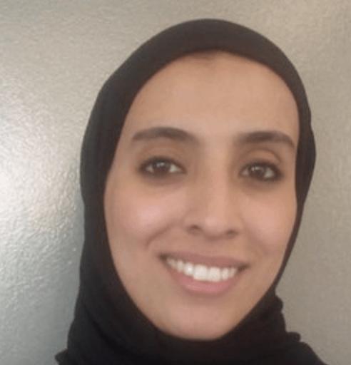 Sara Qaed aus Bahrain