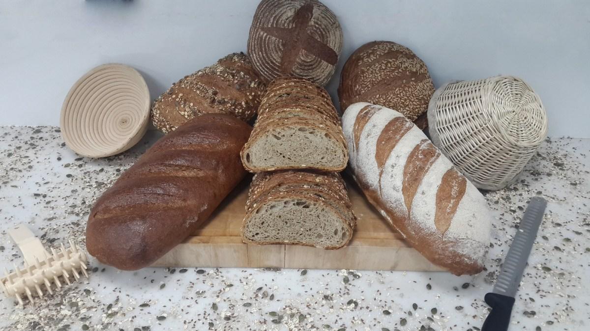 Deutsches Brot von Bäcker Michael vom Gallery Cafe Bahrain