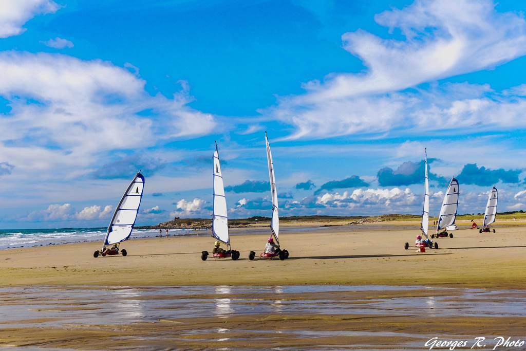 zef attitud sand yachting a st pierre