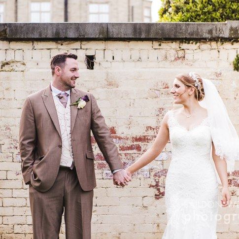 Woodlands Hotel wedding photograph