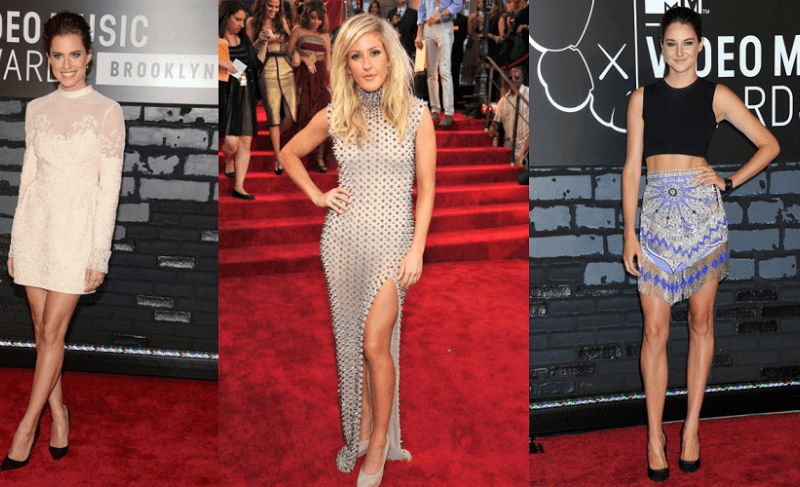 VIDEO MUSIC AWARDS 2013 BEST DRESSED