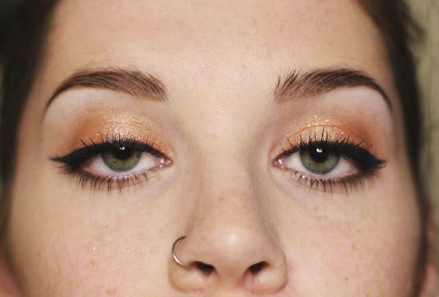 MAKEUP OF THE DAY – 11/5/13