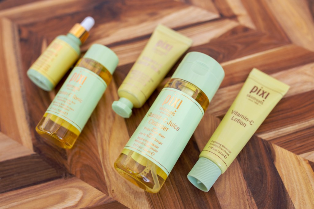 The Pixi Beauty Vitamin-C Collection