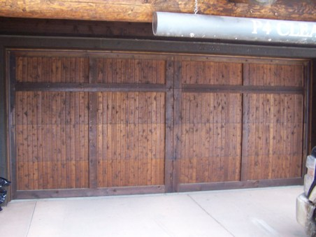12. Residential Garage Door