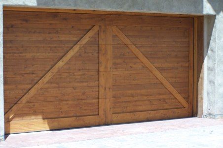13. Residential Garage Door
