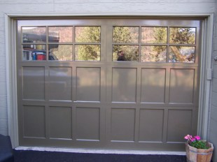 27. Residential Garage Door