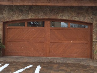 20. Residential Garage Door