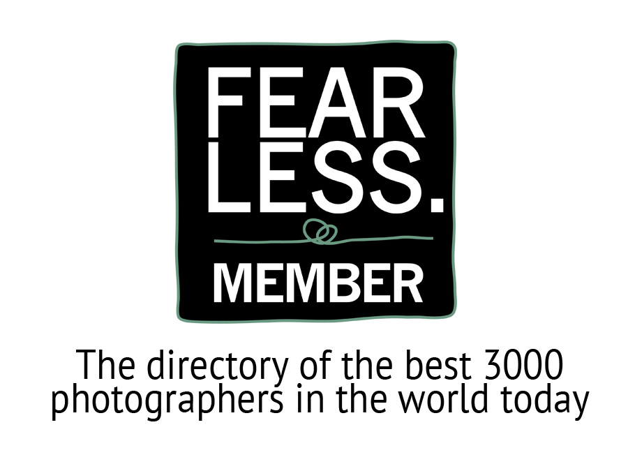 Fearless Photographers Badge