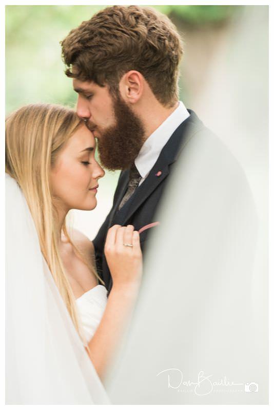 Bride and Groom Veil