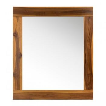 Beaux Miroirs En Teck De Qualite Superieure Pour Votre Salle De Bain