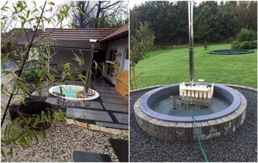 Exemples D'installation De Hot Tub Modèle De Terrasse TimberIN (2)