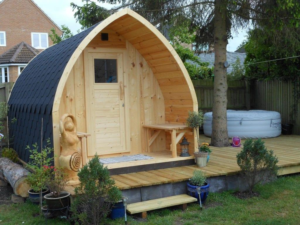 Igloo Sauna