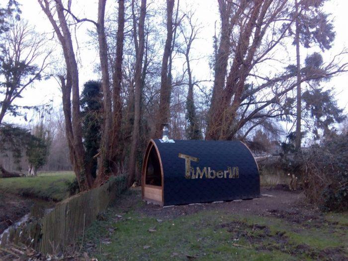 Saunas Extérieur Igloo, Avra, MITTAINILLE, France (2)