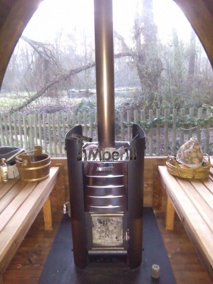 Saunas Extérieur Igloo, Avra , MITTAINILLE, France (3)