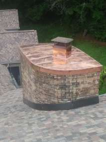 chimney cap image