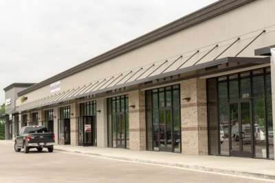Hardin Valley Retail Center canopy image