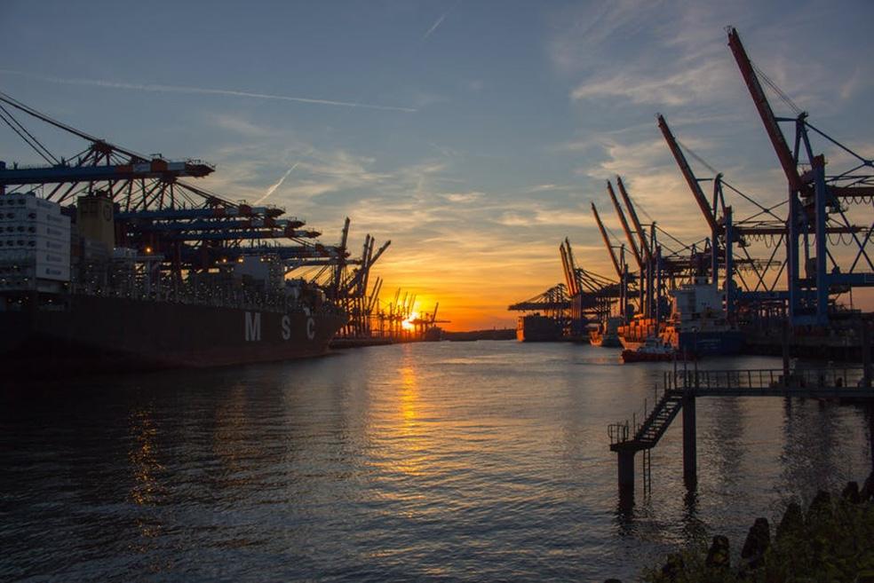 China's China's Guangzhou Shipyard International. Image: Twitter