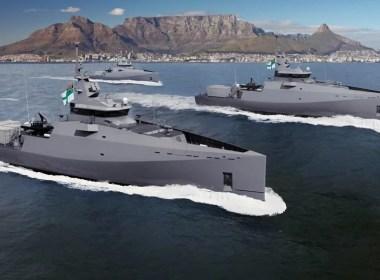 Image: Damen Shipyards Cape Town