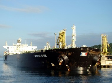 MarineTraffic.com/Cesar T. Neves