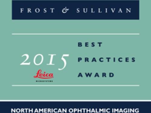 Leica Microsystems recibe premio como Líder de Tecnología