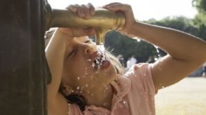 La investigación indica que la baja temperatura del líquido desactiva las mismas neuronas que generan la sed.