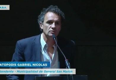 """Katopodis en la Audiencia Pública del Gas: """"El gobierno sigue tomando decisiones que golpean a los trabajadores"""""""