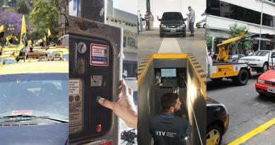 Ciudad: suben los taxis, parquímetros, VTV y acarreo