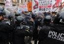 La Policía de la Ciudad no podrá llevar armas de fuego durante la movilización del 8M