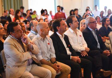 Escobar y otros 12 municipios de la Región Sanitaria V firmaron la Declaración de París para la lucha contra el VIH