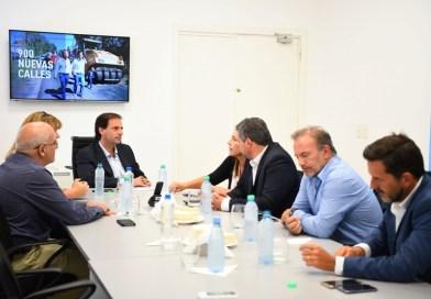 Ariel Sujarchuk se reunió con los fiscales de Escobar
