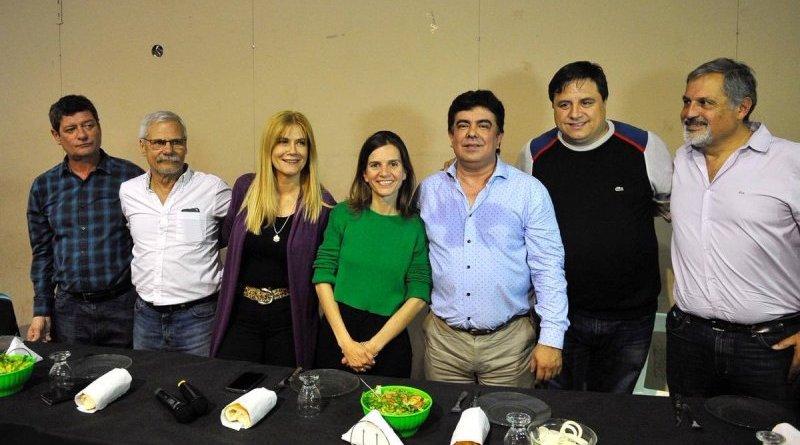 Magario y Espinoza lanzaron espacio propio y se posicionan para disputar la provincia