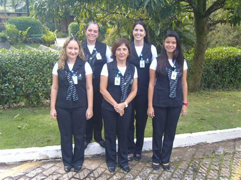 Equipe de Recursos Humanos do Instituto Bairral