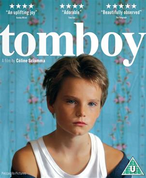Capa do Filme: Tom Boy