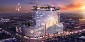 iSquare novo hotel em Orlando