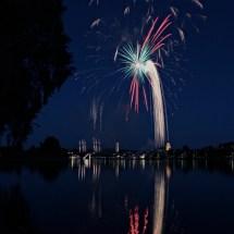 Donau in Flammen, Feuerwerk 09