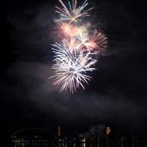 Donau in Flammen, Feuerwerk 12