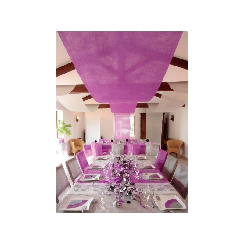 tenture de salle intisse couleur 12 m