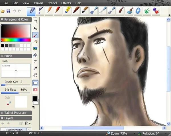 Visual  do  aplicativo