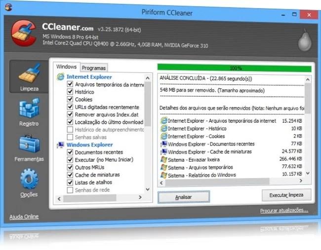 60 aplicativos essenciais para Windows