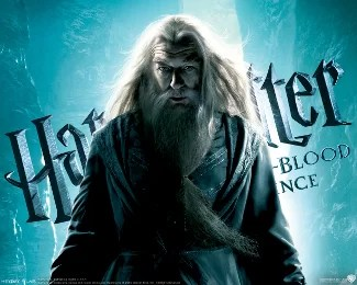 Wallpaper Dumbledore