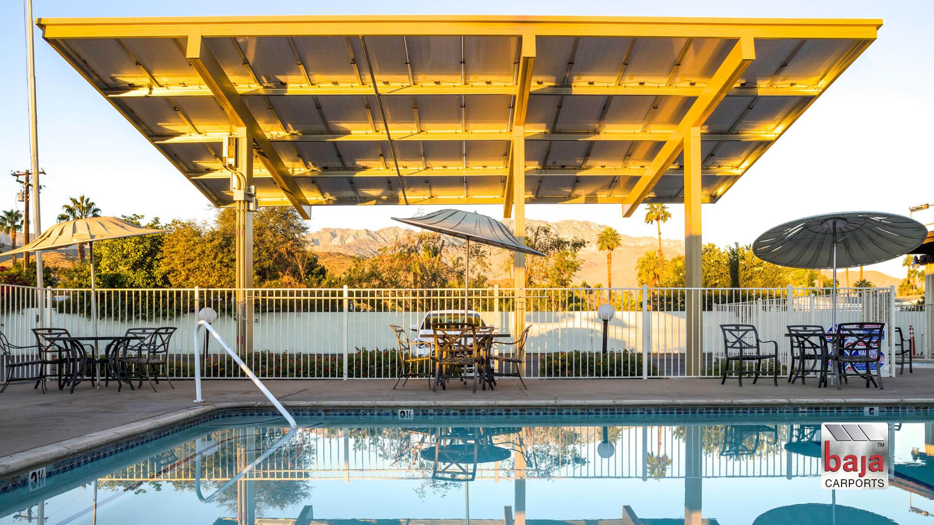 Gallery Baja Carports Solar Support Systems Amp Shade
