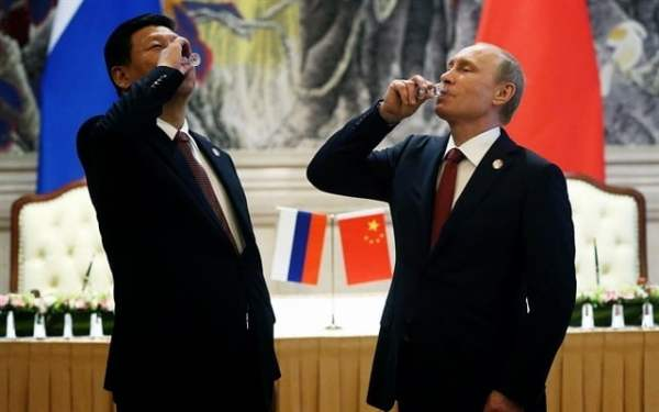 Image result for russia and china alliance