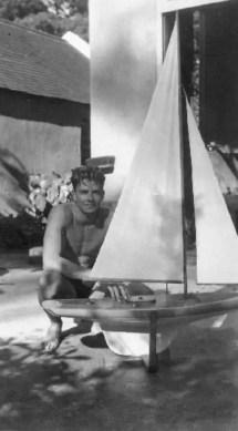David Badley taken in 1940