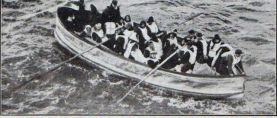 Caspe, Emilio Royo, Titanic