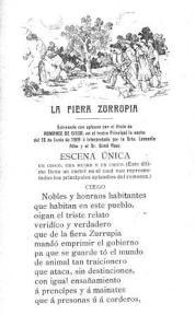 """La """"Zurrupia"""" de Casañal"""