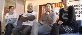 Importante presencia bajoaragonesa en la lista Claro que Podemos Aragón