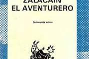 Caspe Literario. Pío Baroja y su Zalacaín.